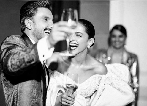 Birthday Wishes to Ranveer Singh from Deepika Padukone & Alia Bhatt