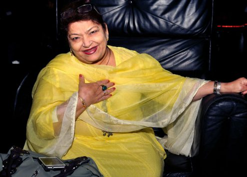 Saroj Khan Passes Away at 71