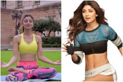 Shilpa Shetty Fitness