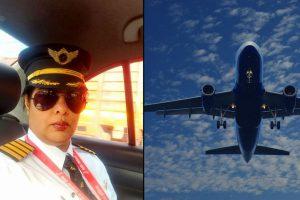 Female Pilot Anupama Kohli