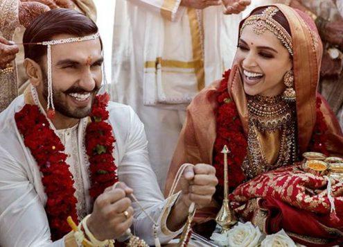 Deepika Padukone & Ranveer Singh Wedding