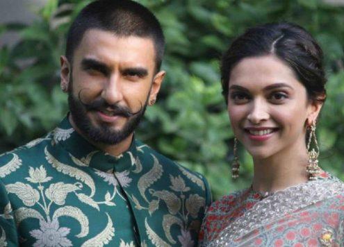 Deepika Padukone & Ranveer Singh