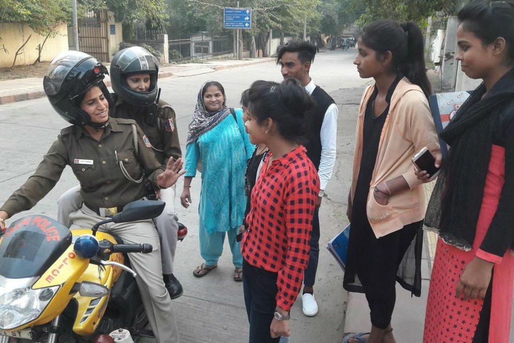 Woman Safety in Delhi