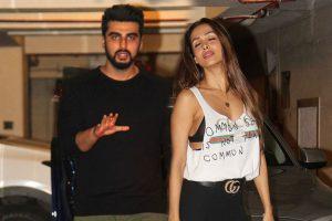 Arjun Kapoor & Malaika Arora