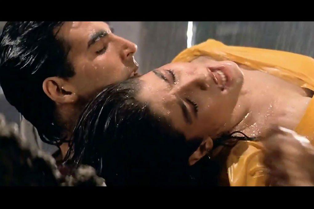Akshay Kumar & Raveena Tandon