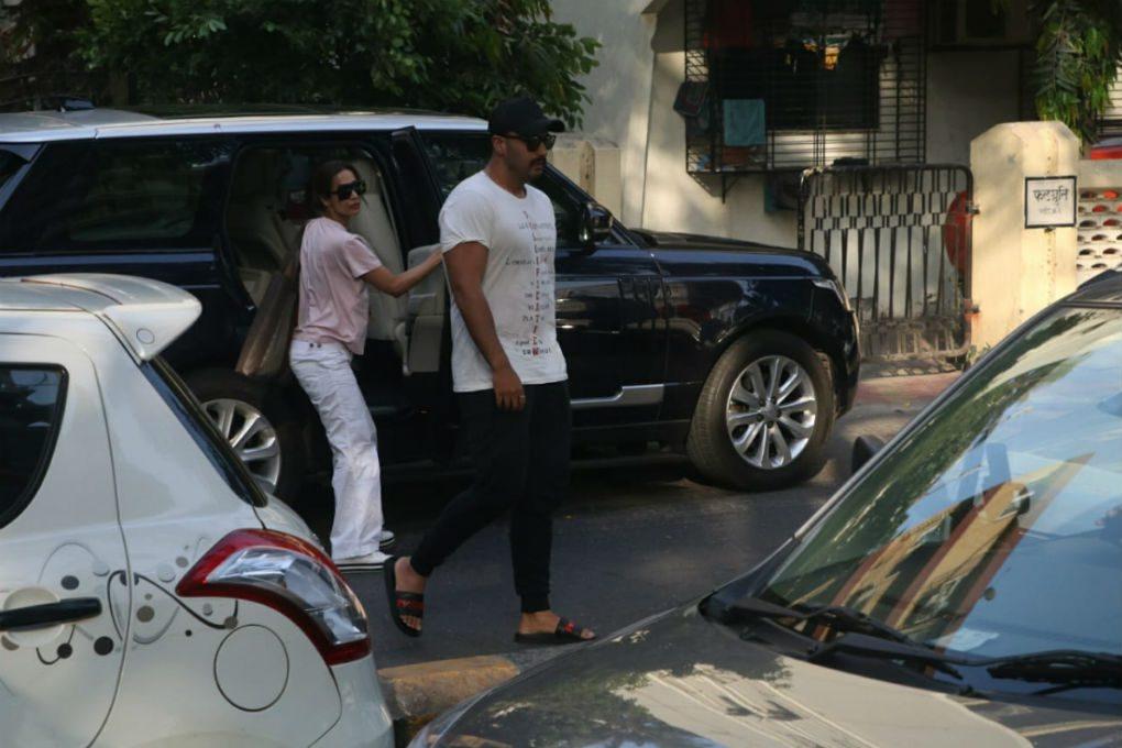 Malaika Arora & Arjun Kapoor