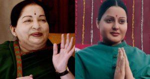 Kangana Ranaut & Jayalalitha