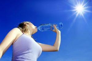 Water-Drinking