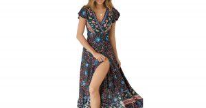 Floral Prints Dresses