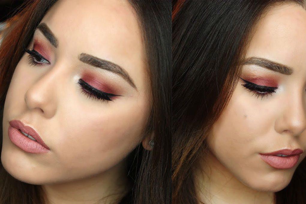 Rusty Red Eyeshadow