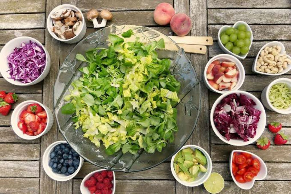 Health Conscious Food
