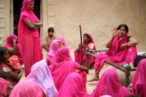 Sampat Pal Devi, Founder of Gulabi Gang