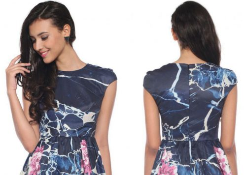 Graphic Print Dresses