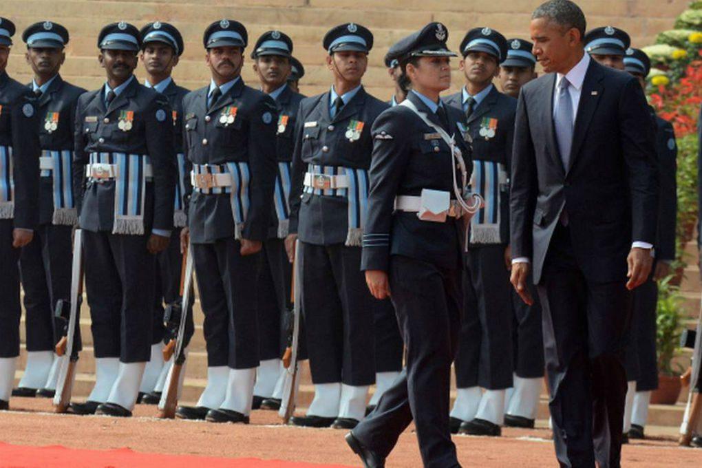 Obama & Pooja Thakur