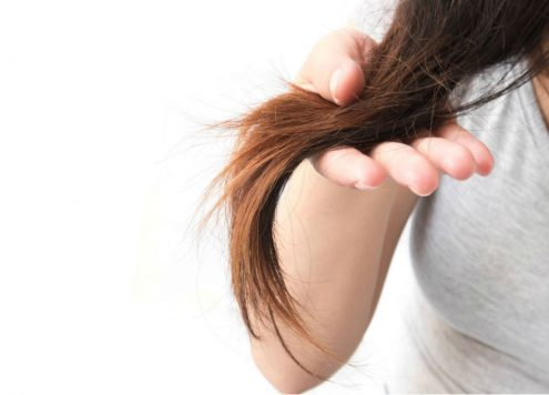 Dry and Damaged Hair Treatment