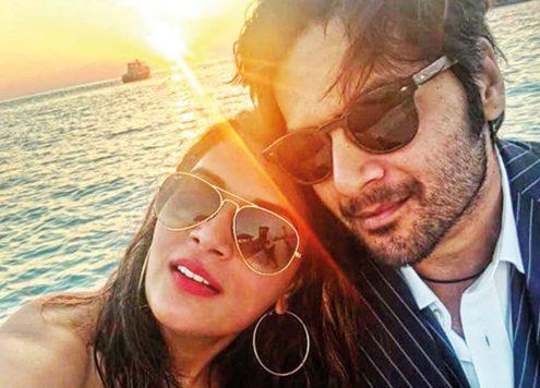 Ali Fazal & Richa Chadha