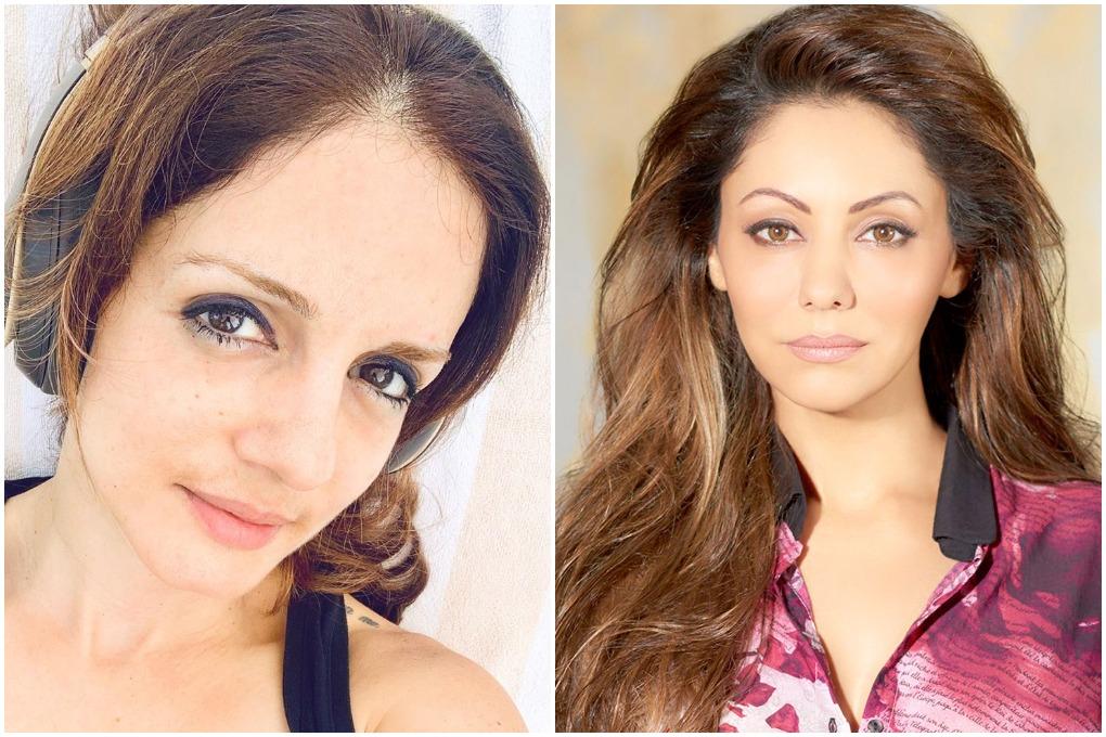Sussanne Khan & Gauri Khan