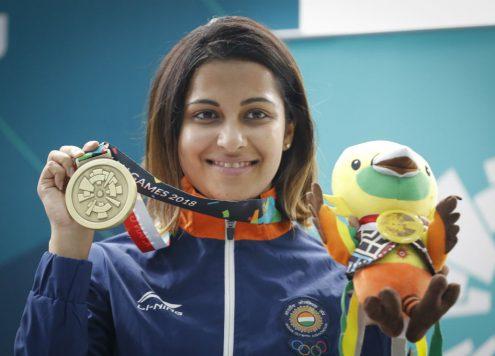 Sportswomen of India