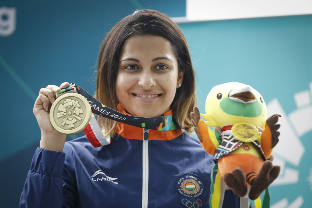 Sportswomen of India