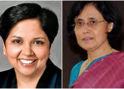 Top Women CEO's