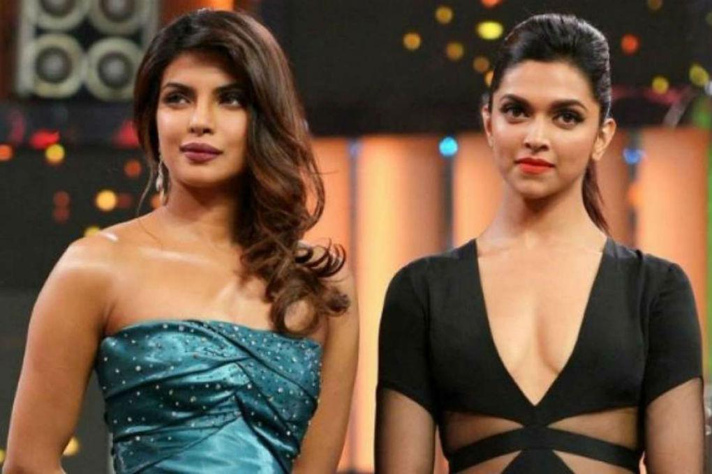 Deepika Padukone & Priyanka Chopra