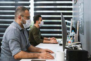 Corona Precautions in Office