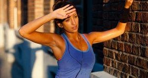 Sweating Benefits