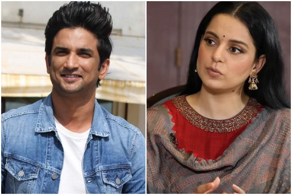 Kangana on Sushant Singh Rajput Death