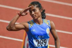 Hima Das-Women Athlete