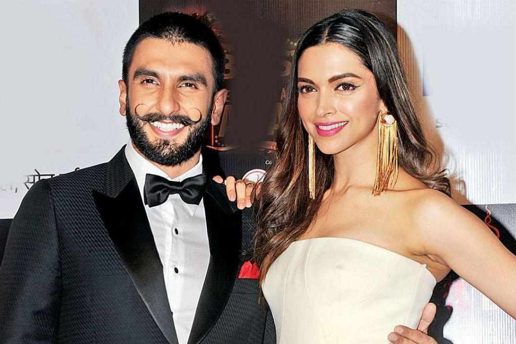 Ranveer Singh & Deepika Padukone First Date