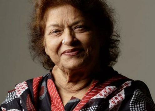 Saroj Khan Last Wish