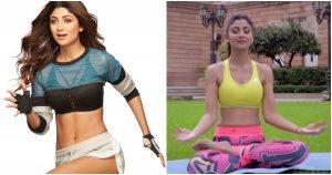 Shilpa Shetty Fitness