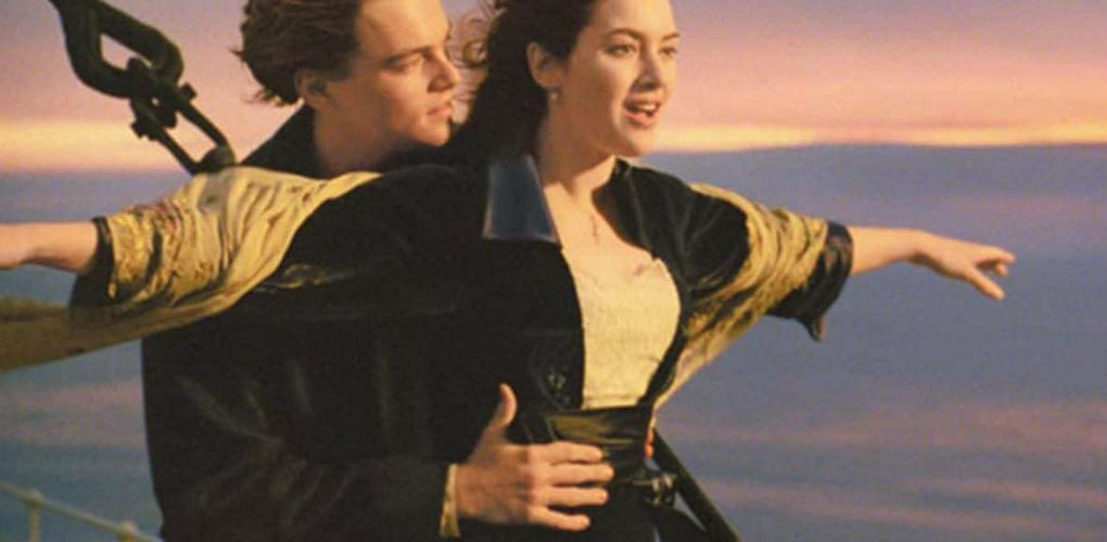 Titanic Romantic Moments