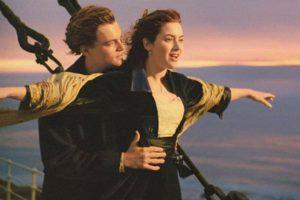 Titanic Romantic Moments