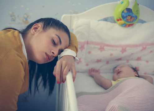 Challenges faced by New Mom