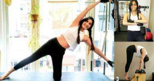 Sonam Kapoor Fitness