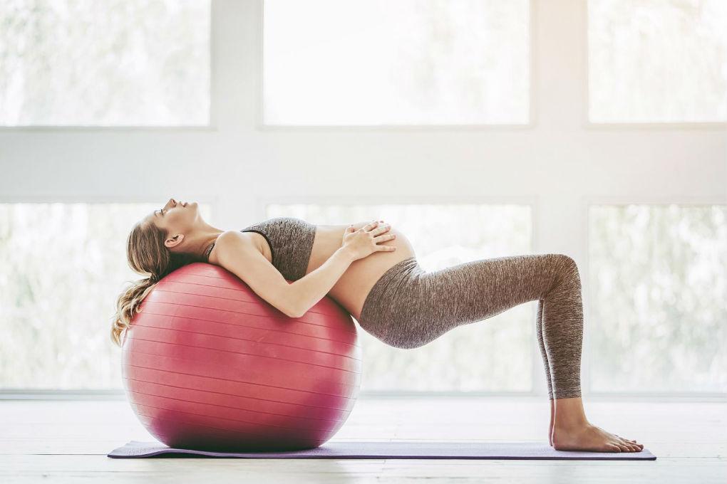 Safe Exercise During Pregnancy
